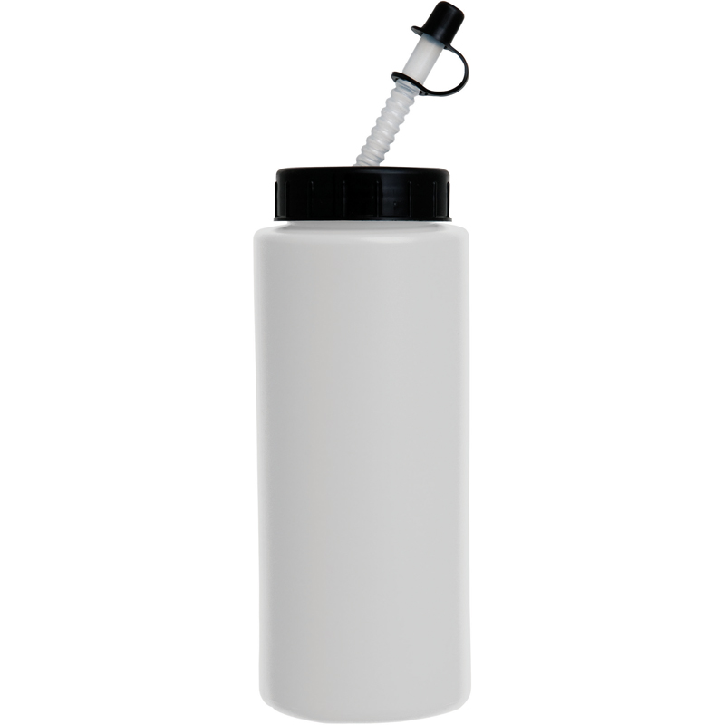 32Oz Sport Bottle With Straw Tip Lid