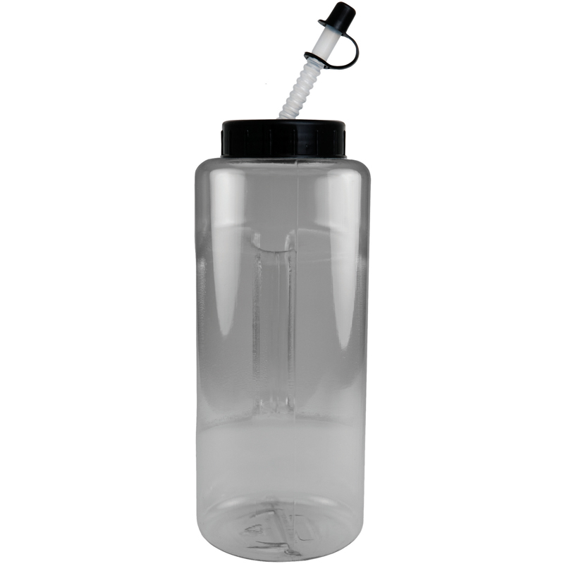 32Oz Gripp 'N Sipp Bottle With Straw Tip Lid