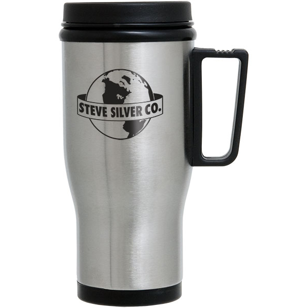 14Oz Stainless Steel Auto Mate Mug