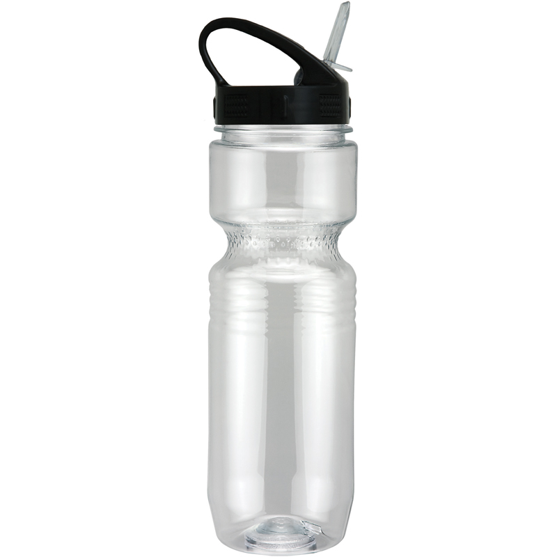 26Oz Translucent Jogger Bottle With Sport Sip Lid
