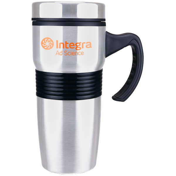 16Oz Futura Stainless Steel Mug