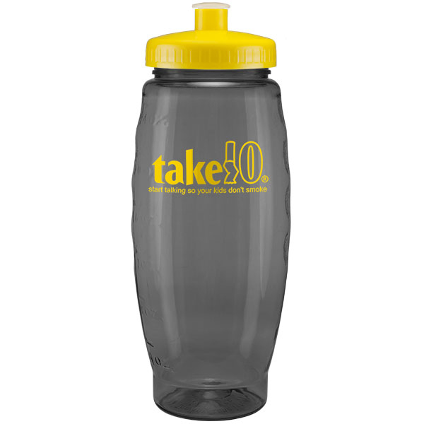 26Oz Summit Bottle With Push Pull Lid