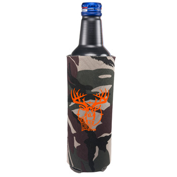 16oz Tall Bottle Coolie 1 side imprint