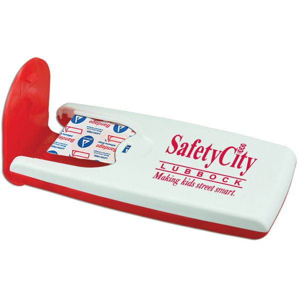 First Aid Snap Top Safety Kit